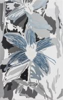 Orchidee, 2015 Acryllack auf Leinwand 160×100cm